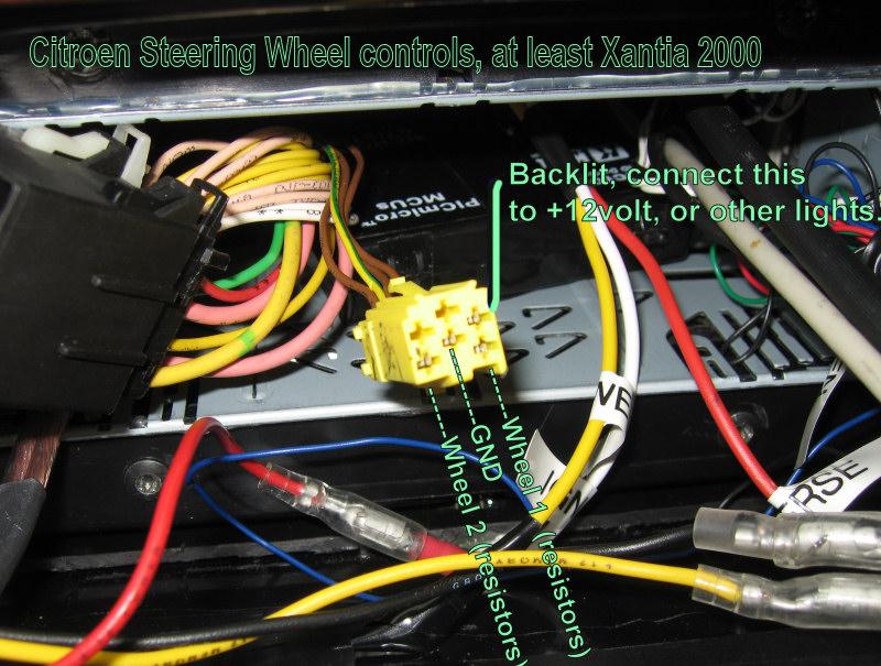 Saab Radio Wiring Diagram